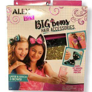 DIY Big Bows hair accessories Craft kit